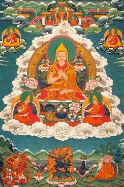 1st-dalai-lama