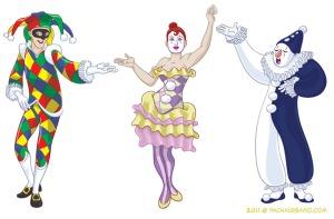 Fantasia e alegria!! Carnaval 2016!